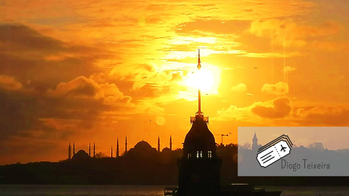 Istambul – A Essência de Dois Continentes